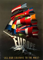 AntikBar.co.uk - vintage ERP Europe poster