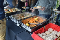 Do you preffer salads or hot side dishes? Flame BBQ menu covers it all.