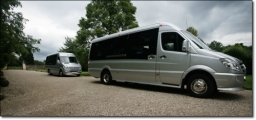Our Fleet of Mercedes Sprinters
