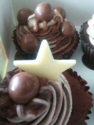 Chocolate Indulgence Cupcakes