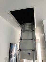Loft ladders and loft hatches