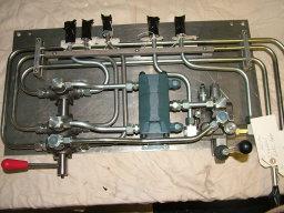 Hydraulic Controls for Car Lift