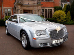 Chrysler 300C Wedding Car