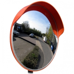 Driveway mirrors, convex mirrors, traffic mirrors, search & inspection mirrors