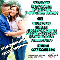 Slimming World with Emma