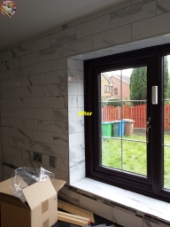 Complete window tiling