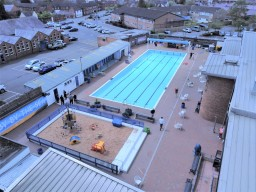 Ashby Leisure Centre - Swimming Pool