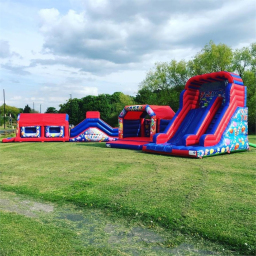Party Time Event Package in Rothwell Park