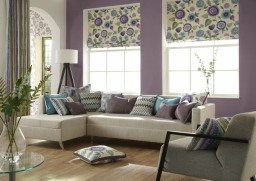 Curtains , Roman Blinds made to order, Somerset.