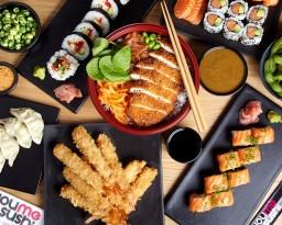 You Me Sushi, Japanese sushi delivery london