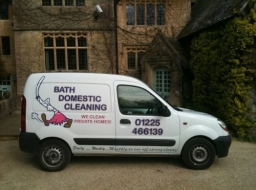BATH DOMESTIC CLEANING SERVICES LIVERY