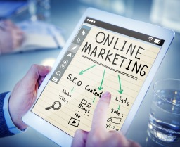 online marketing services london