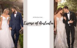 Essense of Australia at Brides of Chester