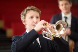 Music at Pocklington School