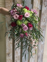 Hand-Tied Wedding Bouquets by Flower Design, Ripon