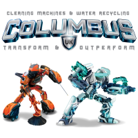 Columbus UK Cleaning Machines & Water Recycling Systems