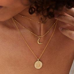 Muru Jewellery Necklace Layering