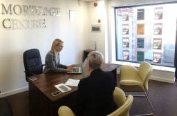 Esther Barnes mortgage broker sheffield office
