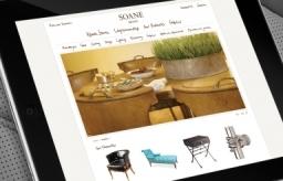 Soane Britain website