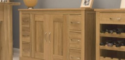 Classic Oak Furniture Collection