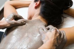 Far Infrared Clay Detox Wrap