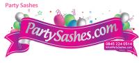 Party Sashes