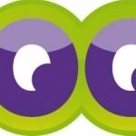 Scoot Logo Eyes Bottom Right