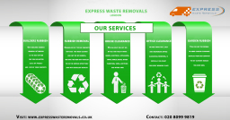 Express Waste Removals Services London