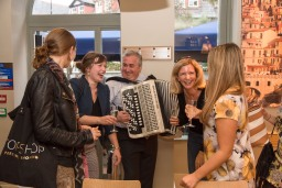 Carluccio's Opening Event photography