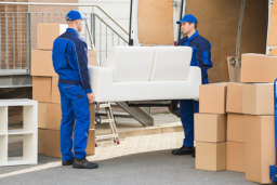 DOMESTIC AND COMMERCIAL REMOVALS CATERED FOR