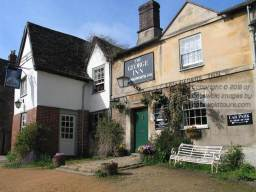 An old pub in Lacock - Cotswold Tours CCT