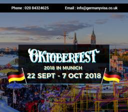 Germany Visa Oktoberfest