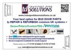 TDS Repair & Refurb Advert 2014