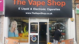 Picture of vape shop Boscombe