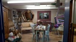 New to you furnishings vintage room