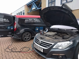 Car Ai conditioning recharge service in Spennymoor