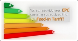Energy Performance Certificates and Feed in Tariffs in Southampton, Hampshire