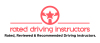 Rated Driving Instructors
