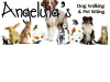 Angelina's Dog Walking & Pet Sitting Services