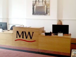 MW Hove Reception
