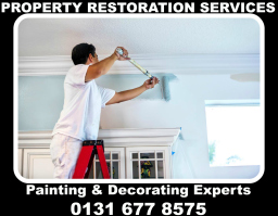 painters and decorators - PRS scotland
