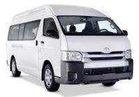 Minibus Hire Basildon