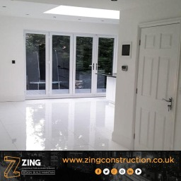 Extension and Flooring