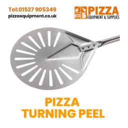 Pizza Turning Peel UK