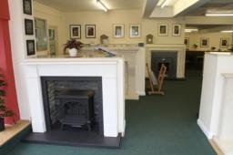 Woodburning Stove and Surround Worcester