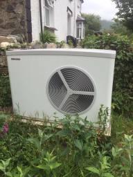 15KW Stiebel Eltron Air Source Heat Pump install