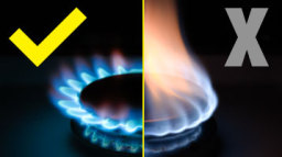 Get your gas appliances serviced each year.