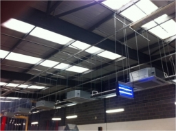 Factory Air Conditioning Nottingham