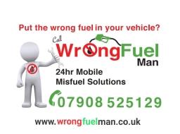Wrong Fuel Lancashire Northwest