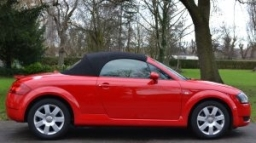 Used Audi Tt For Sale Chingford